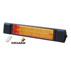 Đèn sưởi nhà tắm Heizen 1500W Appino15 có điều khiển từ xa